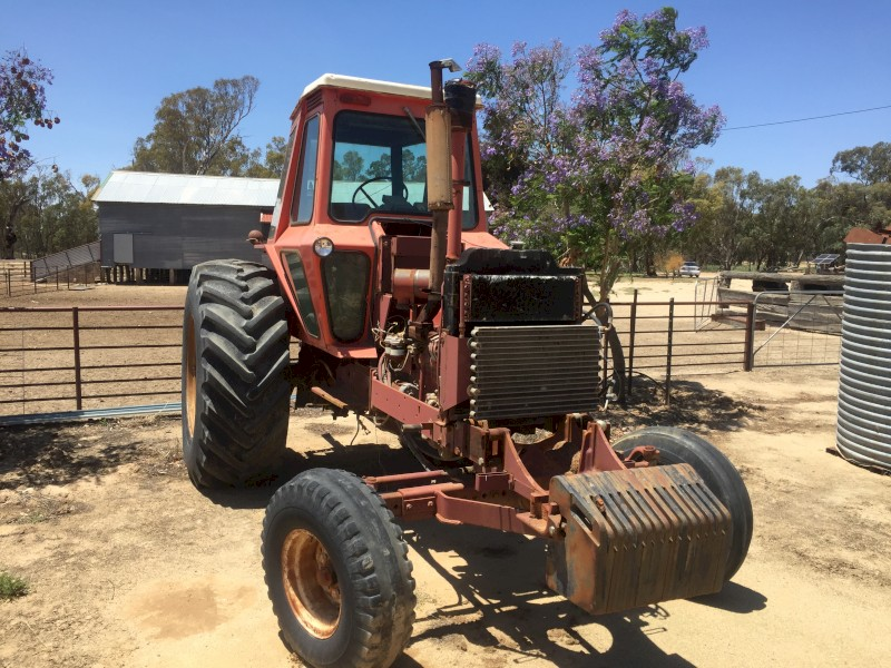 Allis Chalmers 7000 Tractor