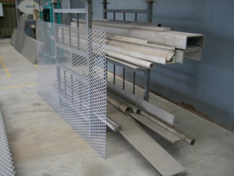 Aluminium Expanded Mesh