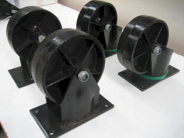 Steel  Castor Wheels (150mm)
