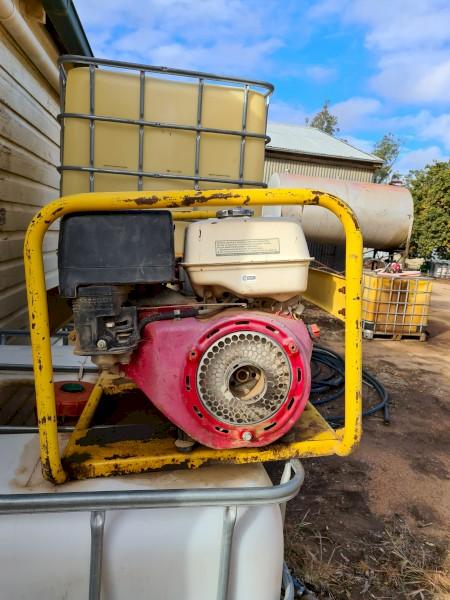 Tooled Generator Welder