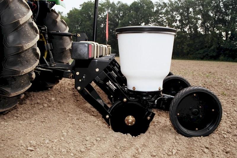 Row crop planter unit