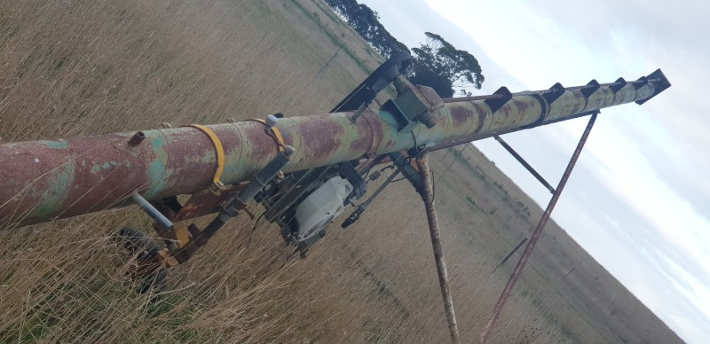 40ft x 9in  Auger