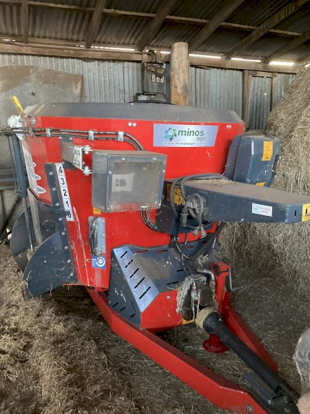 Vertical Feed Mixer Minos Agri TDYKM - 2.0