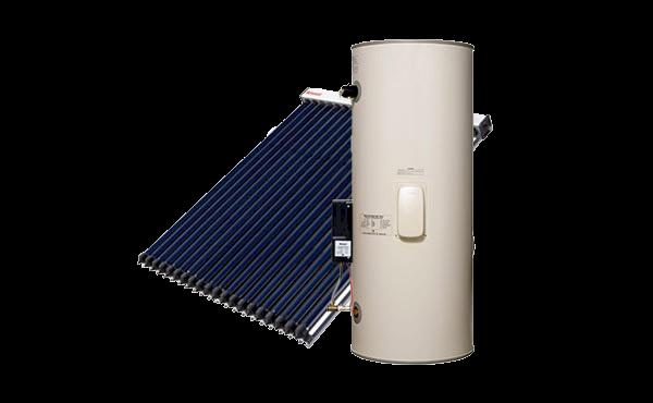 Split-Pressurized Solar Hot Water Heater, Solar Energy Water Heating Circulation