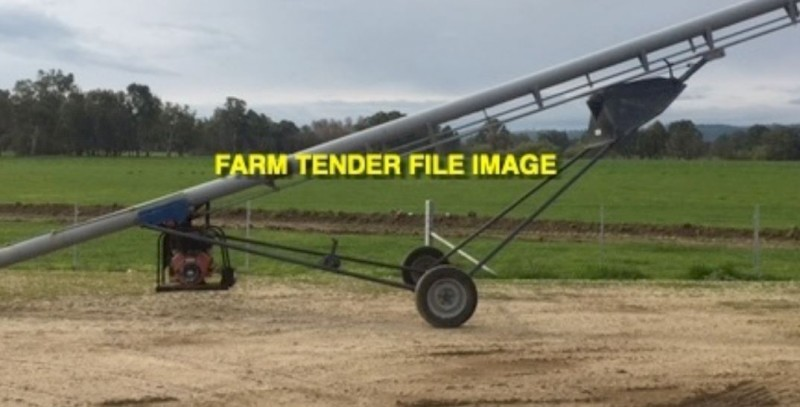 """WANTED 40' x 7"""", 8"""" or 9"""" Auger"""