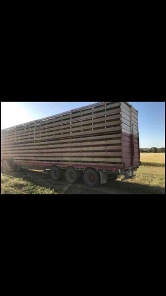 Krueger Drop Deck & Byrne 4x2 Stock Crate