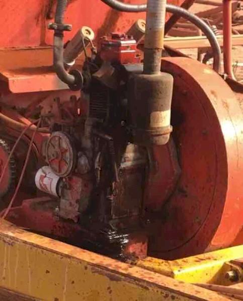 WANTED Deutz Fl210D Engine
