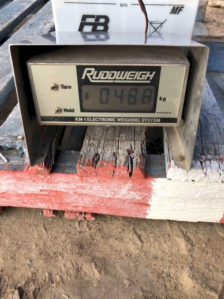 Ruddweigh Scales & Load Bars