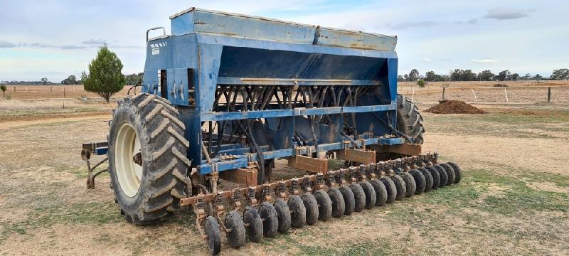 Agrowdrill PC 2000  24 Row Drill Planter