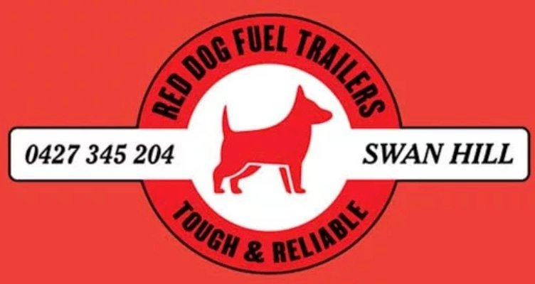 Red Dog Fuel Trailers